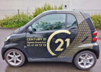 smart publicitaire Tours 37